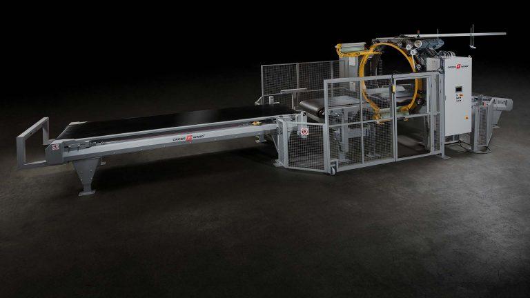 CW 2200 Bale Wrapper